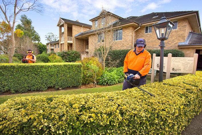 Retirement Villages Fresh Landscapes Gardens